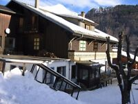 Probably the BEST chef's job going in the Alps!