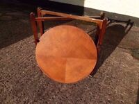 Fold-able Round Table Delivery Available £10