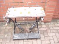 BLACK AND DECKER WORKMATE 2.