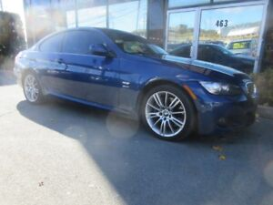 2010 BMW 3 Series 335I X-DRIVE COUPE 6-SPEED WITH M-SPORT PKG