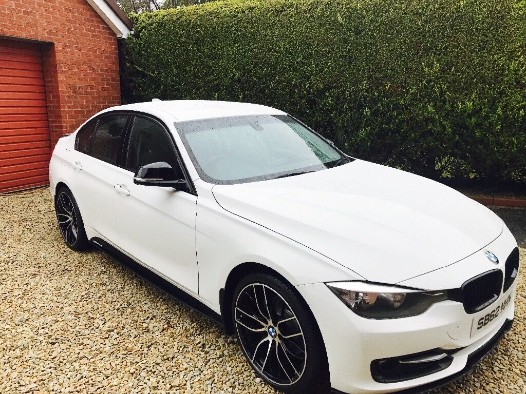 bmw f30 320d sport m performance pack in omagh county tyrone gumtree. Black Bedroom Furniture Sets. Home Design Ideas