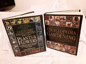 Encyclopaedia of Gardening and Plants and Flowers.