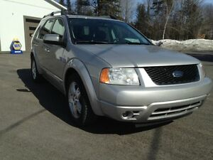 2006 Ford Freestyle AWD LIMITED CUIR TV/DVD TOIT OUVRANT SONAR D
