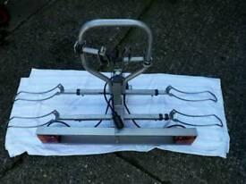2 Bike Tow Bar Rack