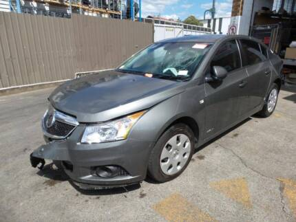 2012 Holden Cruze Sedan FWD-Now wrecking most parts available Brisbane City Brisbane North West Preview