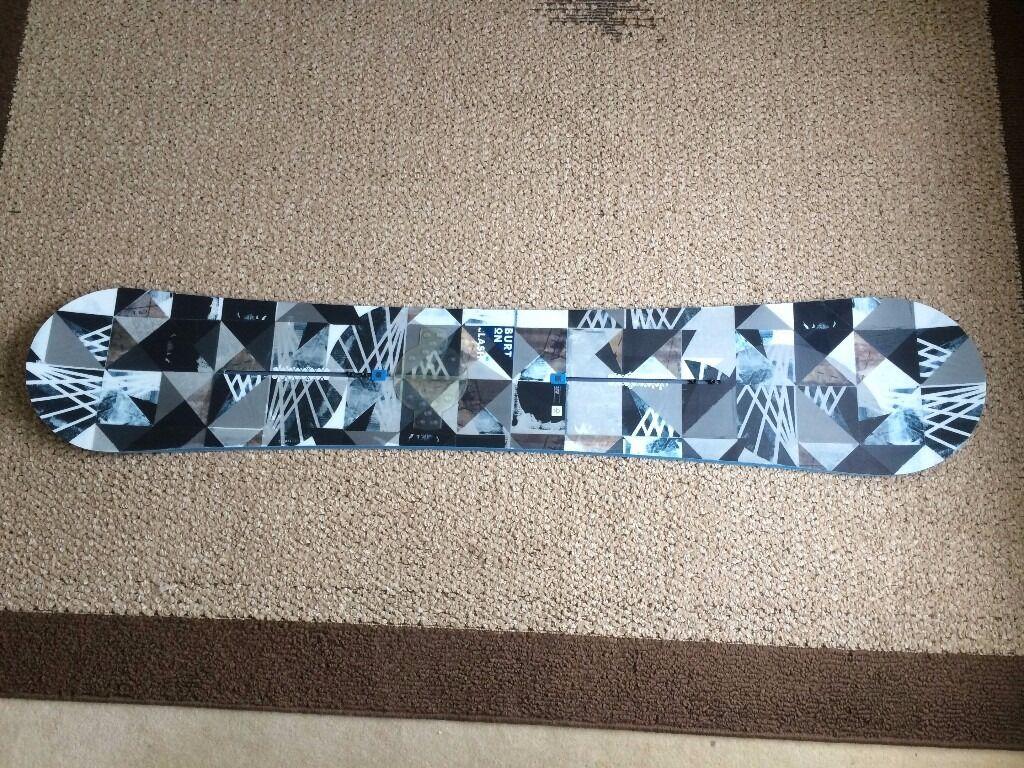 Burton Clash Snowboard 160 cm - 2016