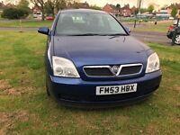 £ 499 vauxhall vectra 2004 [53] diesel