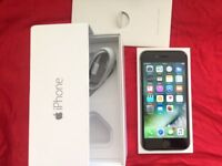iPhone 6 (Unlocked|14 Day Guarantee|16GB|Deliver+Post|Apple|Black) ||