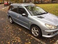 2006 Peugeot 206 1.4 HDI + No MOT + read full adq
