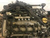 Alfa Romeo 147 1.9 16v engine
