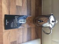 Bellux Collection Espresso Maker (Stainless Steel Stove Top) - 6 Cup