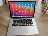 Apple MacBook Pro Retina 15 inch - Logic - Final Cut - OFFICE.2019