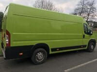 Cheap Van&Man& Luton van Home Removals office relocation delivery furniture assembly house clearance