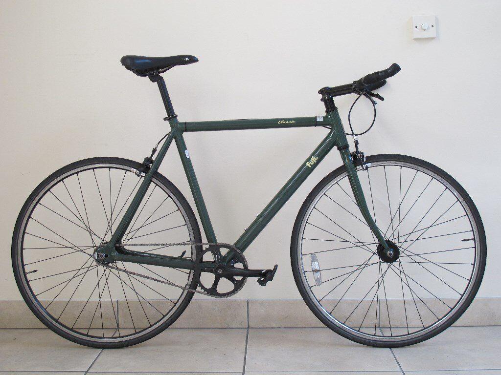 Fuji Classic (2012) – Single Speed Track Bike – M/L 56cm frame   in ...