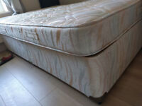FREE very comfortable double bed in good condition