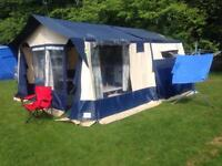 Conway Countryman Folding Camper 2002