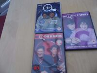 QI DVD Series A B and C