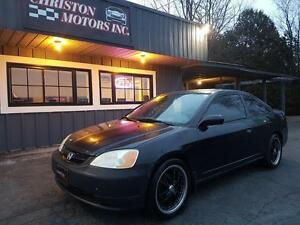 2001 Honda CIVIC SI  CERTIFIED ETESTED ONLY  $1899+taxes