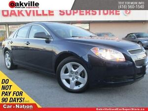 2011 Chevrolet Malibu LS | CRUISE CONTROL | ALLOY WHEELS | ACCID