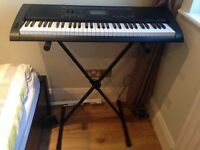 Casio CTK-3000 Keyboard with stand