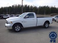 White 2013 Ram 1500 SLT 4x4 Pickup Truck, Trailer Towing Package