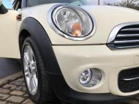 2011 '11' Mini Cooper D, 1.6, 3DR, Chilli Pack, Long MOT, £0 Tax, 80 MPG.