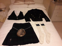 Gents Kilt Full Outfit