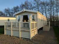 Brand New Static Caravan ** Willerby Peppy 2 Bedroom ** Finance Available