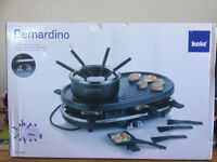 Bernardino Fondue and Grill Set (8 persons)