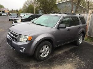 2008 Ford Escape XLT PACKAGE PURCHASE AS LOW $100 DOWN!!