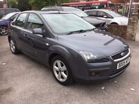 07873 638269 STILL FOR SALE - 2005 Ford Focus 1.6 Zetec Climate - AUTO - Drives Prefect