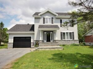345 000$ - Maison 2 étages à vendre à Ste-Brigide-D'Iberville