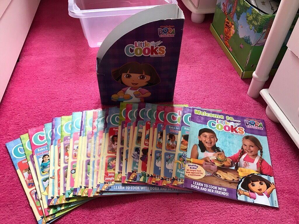 Dora The Explorer Little Cooks Collection