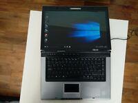 Laptop - Asus f5 entertainment system