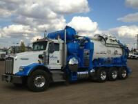 Hydro Vac & Vac Truck Drivers Needed