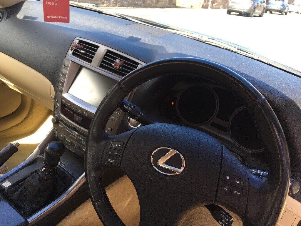 Lexus is220d swap,swap,swap,swap,swap | in Maybole, South Ayrshire | Gumtree