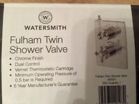 Watersmith Fulham Twin Shower Valve