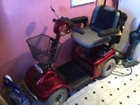 Mobility Scooter for sale at £475. Unwanted due to an upgrade