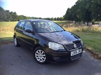 2006 VW VOLKSWAGEN POLO 1.2 PETROL MANUAL ***NEW MOT***SERVICE HISTORY GENUINE LOW 37,000 MILES ONLY