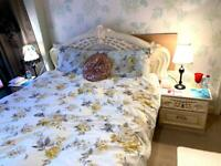 A fully furnished double bedroom is available in.