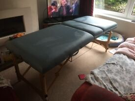 Massage bed by Darley