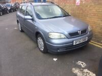 Vauxhall Astra Estate Diesel (Very Reliable cheap car)