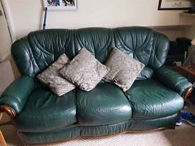 Sofa and recliner chair forsale
