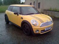 2009 Mini Cooper Diesel, LONG MOT,