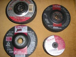 Grinding Wheels, Zip Cuts,