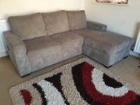 SCS Corner Sofa Bed