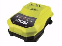 Ryobi BCL14181H ONE+ Fast Charger for All ONE+ Batteries 18 V Ryobi