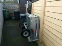 Erdi trailer tipper very good all round condition