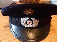Original WW2 German Reichskriegerbund Officers cap.
