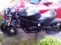 Heavily modded GT125 R - priced for quick sale